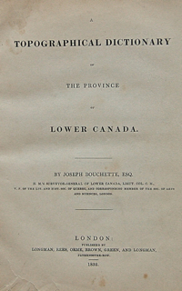 A Topographical Dictionary of the Province of Lo...