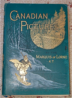 Canadian Pictures Drawn with Pen and Pencil.