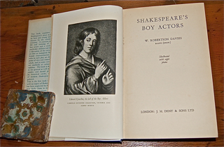 Shakespeare's Boy Actors