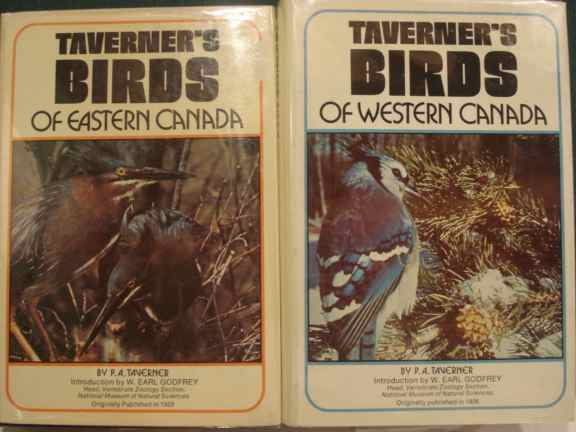 Birds of Western Canada [and] Birds of Eastern C...