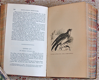 The Natural History of Selborne with Observations on Various Parts of Nature; and the Naturalist's Calendar.