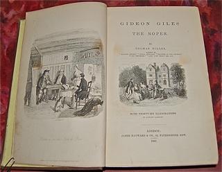 Gideon Giles the Roper.