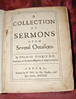 A Collection of Sermons on Various Occasions