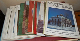 The Canadian Collector.  A Journal of Antiques a...
