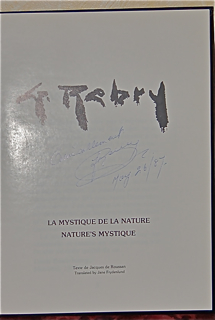 Gaston Rebry. La Mystique de la Nature. Nature's...