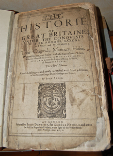 The Historie of Great Britaine under the Conquests of the Romans, Saxons, Danes and Normans. Their Originals, Manners, Habits, Warres, Coins, and Seals: with the Successions, Lives, Acts, and Issues of the English Monarchy from Julius Caesar, unto the Rai