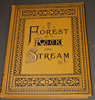 Forest, Rock, and Stream. A Series of Twenty Steel Line Engravings.