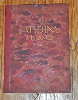 Jardins de France. 132 Planches Donnant de Nombr...