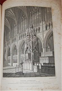The History and Antiquities of the See and Cathedral Church of Winchester; Illustrated with a Series of Engravings, of Views, Elevations, Plans, and Details of the Architecture of that Edifice; including Biographical Anecdotes of the Bishops, and of other