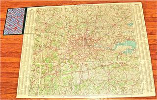 35 Miles Round London