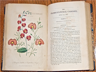 The Floricultural Cabinet and Florist's Magazine. January to December 1841. Volume XI.