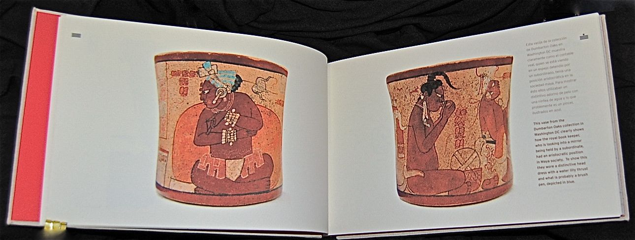 Nuevo languaje maya/ A New Maya Language. A Design Book.