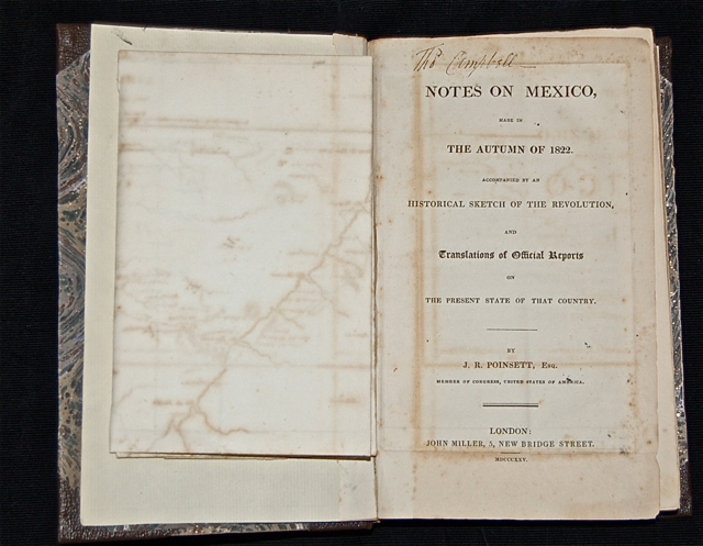 Notes on Mexico Made in the Autumn of 1822 Accompanied by an Historical Sketch of the Revolution, and Translations of Official Reports on the Present State of that Country