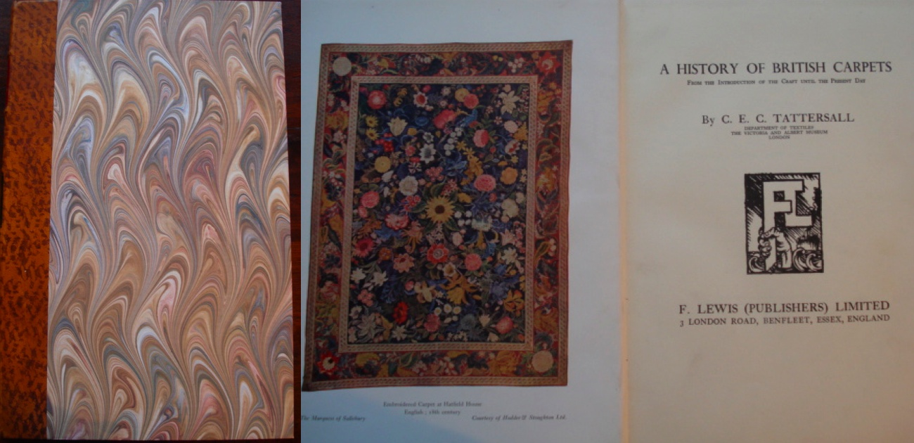 A History of British Carpets
