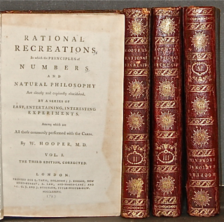 Rational Recreation, In which the Principles of...