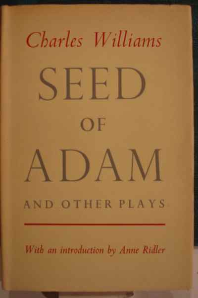 Seed of Adam and Other Plays