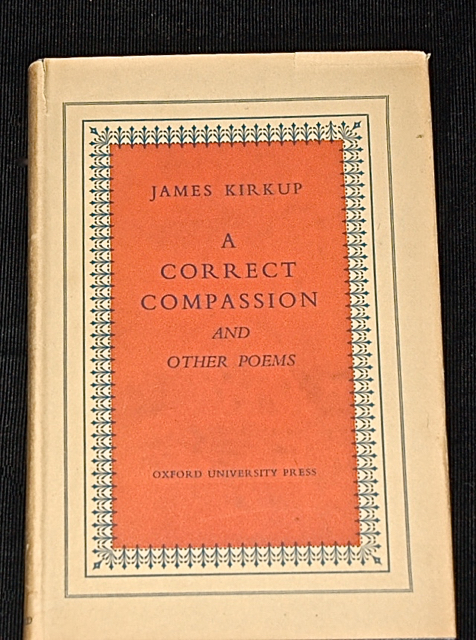 A Correct Compassion and Other Poems