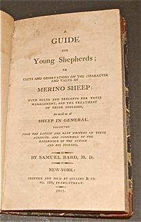 A Guide for Young Shepherds; or Facts and Observ...