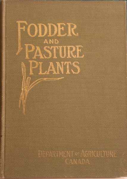 Fodder and Pasture Plants