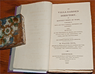 The Villa Garden Directory, or Monthly Index of Work, to Be Done in Town and Villa Gardens, Shrubberies, and Parterres: with Hints on the Treatment of Shrubs and Flowers, Usually Kept in the Green Room, the Lobby, and the Drawing-Room.