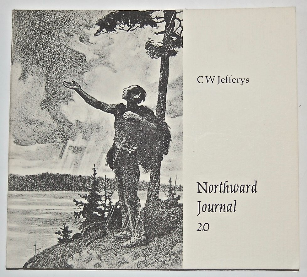 Northward Journal, a Quarterly of Northern Arts. No. 54.