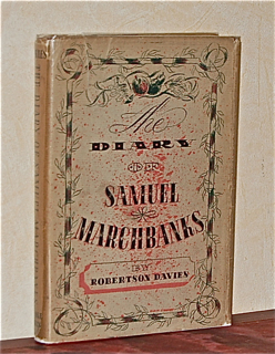 The Diary of Samuel Marchbanks.
