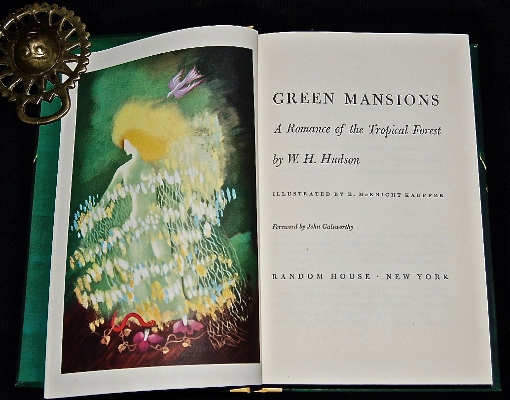 Green Mansions, a Romance of the Tropical Forest