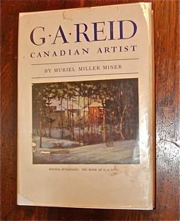 G. A. Reid, Canadian Artist