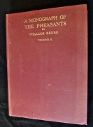 A Monograph of the Pheasants, Volume II.