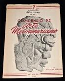Compedio de Arte Mesoamericano.