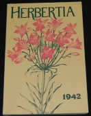 Herbertia [and] Plant Life [and] Yearbook of th...