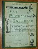 Musical Drill, Part I and Part II. Gill�...