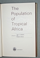The Population of Tropical Africa.