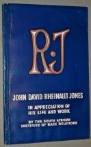 R. J. in Appreciation of the Life of John David...