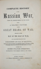 Complete History of the Russian War, from its C...