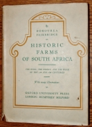 Historic Farms of South Africa. The Wool, the Wh...
